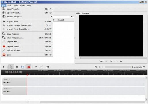 12 Edit your Video with the Free Open Shot Video Editor